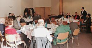 Bild - Gewerkschaftsfrühstück mit Hubertus Heil