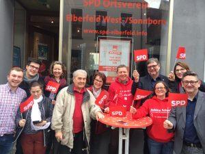 SPD ToT März 2018